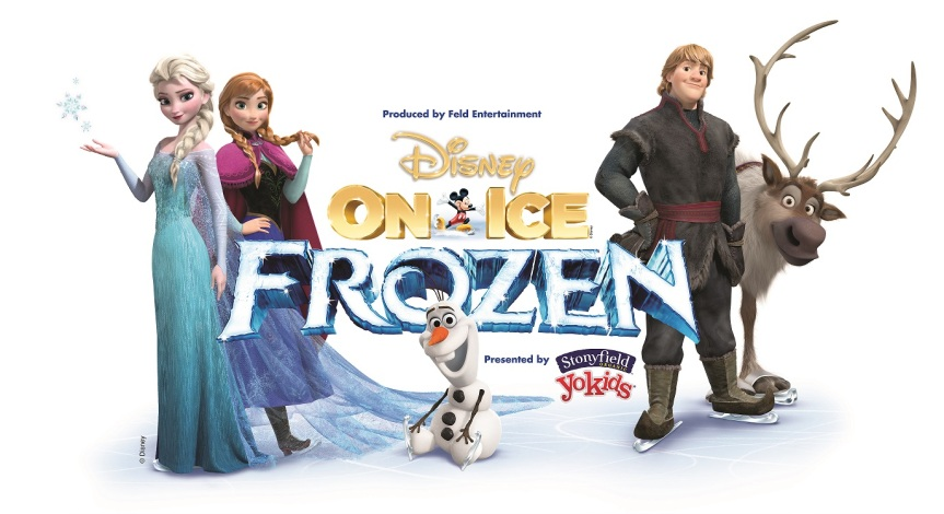 *Win Tickets* Disney On Ice Presents Frozen