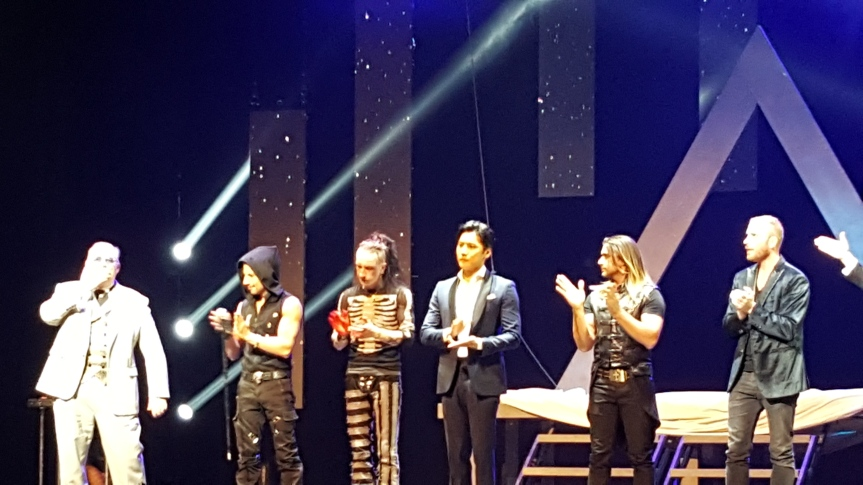 Review: The Illusionists